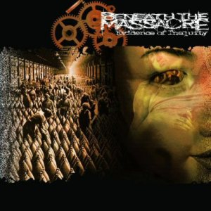 Beneath the Massacre - Evidence of Inequity cover art