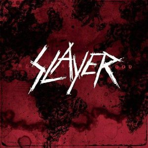 Slayer - World Painted Blood cover art