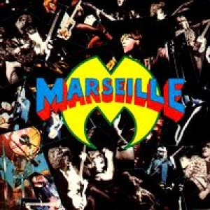 Marseille - Marseille cover art