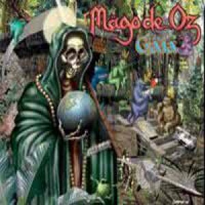 Mago De Oz - Gaia cover art
