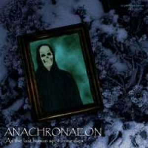 Anachronaeon - As the Last Human Spot in Me Dies cover art