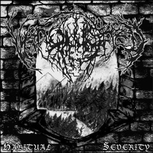 Vanquished - Habitual Severity cover art