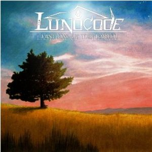 Lunocode - Last Day of the Earth cover art