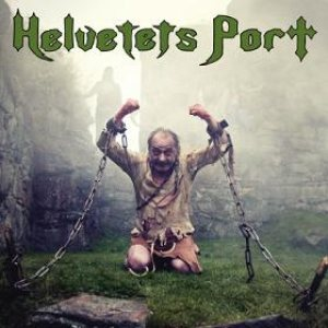 Helvetets Port - Man with the Chains cover art