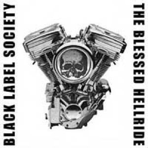 Black Label Society - The Blessed Hellride cover art