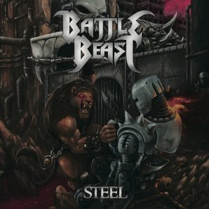 Battle Beast - Steel cover art
