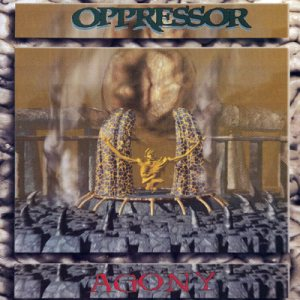 Oppressor - Agony cover art