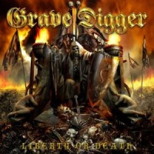 Grave Digger - Liberty or Death cover art