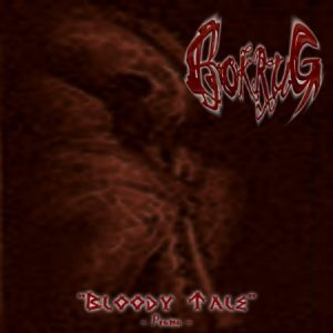 Bokrug - Bloody Tale cover art