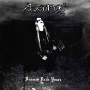 Astarte - Doomed Dark Years cover art