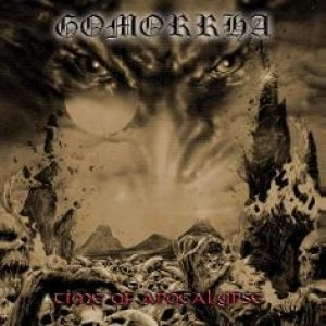 Gomorrha - Time of Apocalypse cover art