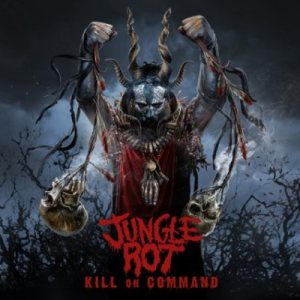 Jungle Rot - Kill on Command cover art