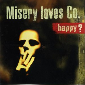 Misery Loves Co. - Happy? cover art