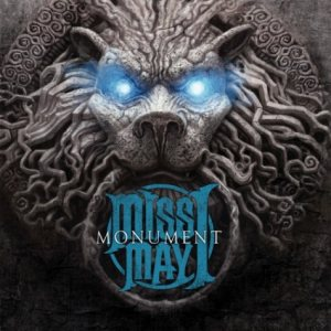 Miss May I - Monument cover art