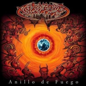 Antidemon - Anillo de Fuego cover art