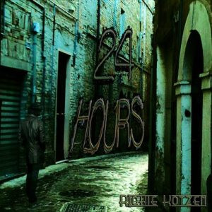 Richie Kotzen - 24 Hours cover art