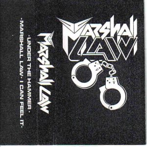 Marshall Law - Demo '89 cover art