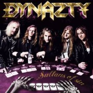 Dynazty - Sultans of Sin cover art