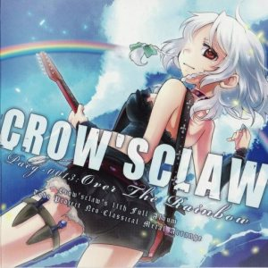 Crow'sClaw - Over the Rainbow cover art