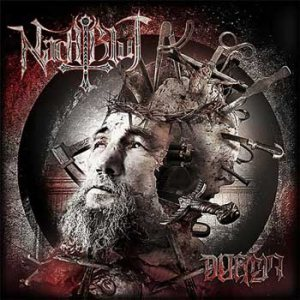 Nachtblut - Dogma cover art