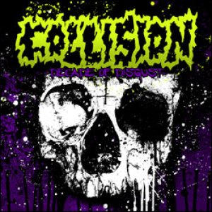 Collision - Decade of Disgust cover art