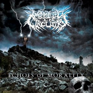 Mummified In Circuitry - Echoes of Morality cover art