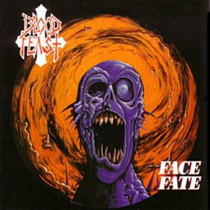 Blood Feast - Face Fate cover art