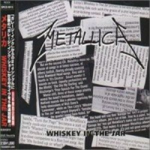 Metallica - Whiskey in the Jar cover art