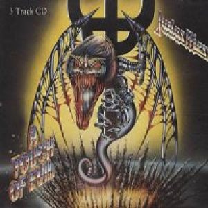 Judas Priest - A Touch of Evil cover art