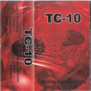 TC-10 - Mensaje Subliminal cover art