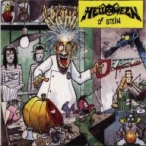 Helloween - Dr. Stein cover art