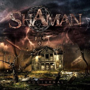 Shaman - Nocturnal cover art