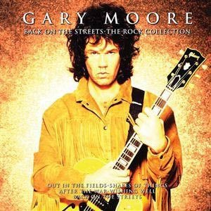 Gary Moore - Back on the Streets: the Rock Collection cover art