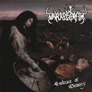 Darkestrah - Embrace of Memory cover art