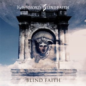 Kelly Simonz's Blind Faith - Blind Faith cover art