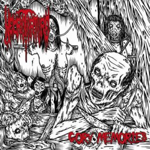 Necrotorture - Gory Memories cover art