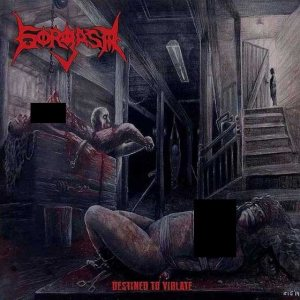 Gorgasm - Destined to Violate cover art