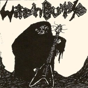 Witchcurse - Rehearsal Tape cover art