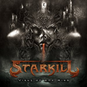 Starkill - Virus of the Mind cover art