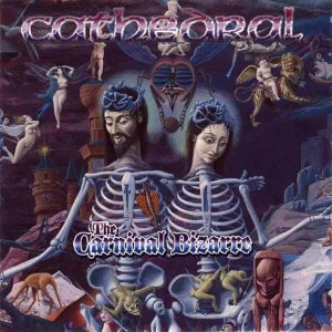 Cathedral - The Carnival Bizarre cover art