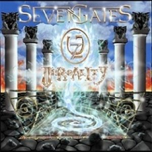 Seven Gates - Unreality cover art