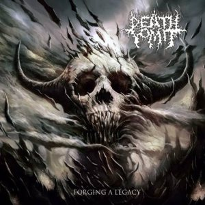 Death Vomit - Forging a Legacy cover art