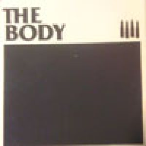 The Body - 2008 Tour CD-R cover art