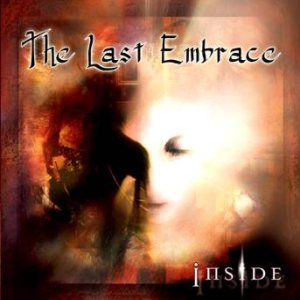The Last Embrace - Inside cover art