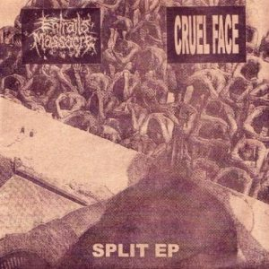 Entrails Massacre - Split EP cover art
