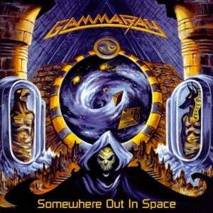 Gamma Ray - Somewhere Out in Space cover art