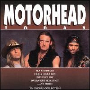 Motorhead - Today: the Encore Collection cover art