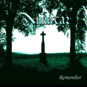 Annatar - Remember cover art