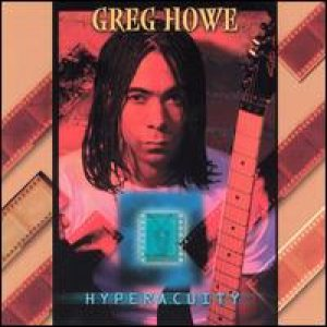 Greg Howe - Hyperacuity cover art
