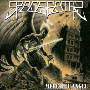 Space Eater - Merciful Angel cover art